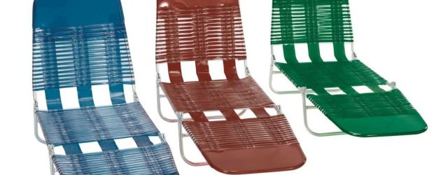 Plastic Outdoor Lounge Chairs