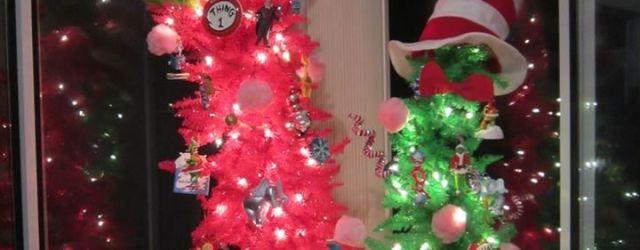 Dr Seuss Christmas Decorations