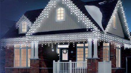 Outdoor Christmas Lights Amazon
