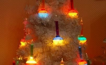 Christmas Tree Bubble Lights