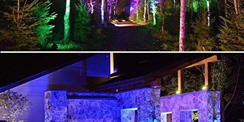 Color Changing Outdoor Lights
