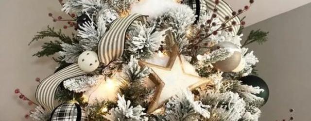 Black Christmas Tree Decorations