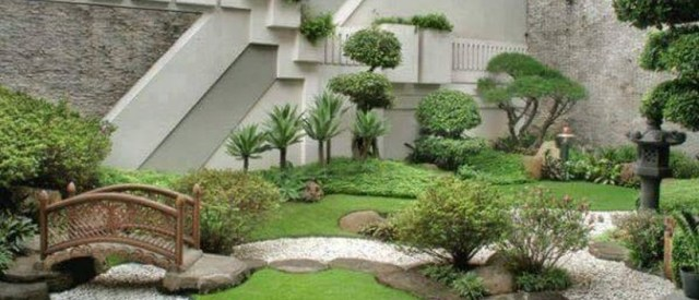 Beautiful Garden Landscaping Design Ideas Featured
