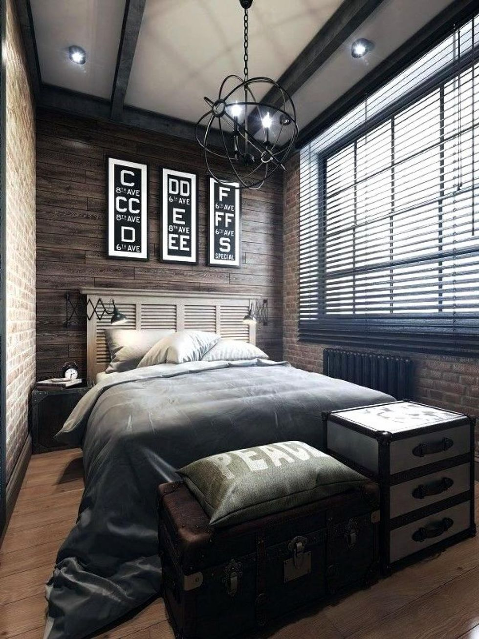 Cool modern bedroom design ideas 25  Hoommycom