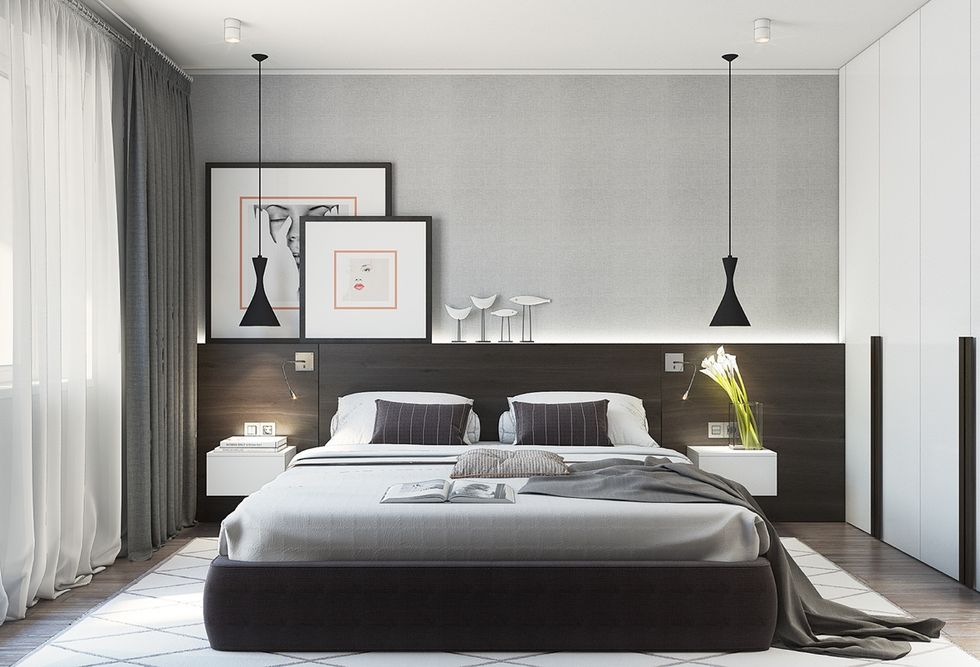 Cool modern bedroom design ideas 52