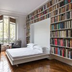 Saving space with creative folding bed ideas 29