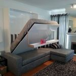 Saving space with creative folding bed ideas 41