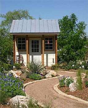 Texas Style Front Yard Landscaping Ideas 1