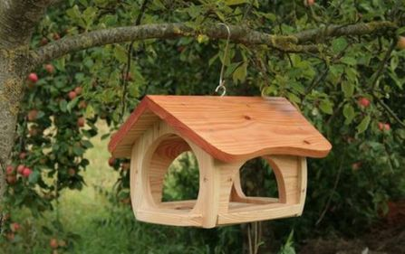 Creative DIY Bird Feeder Ideas 21
