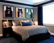 Simple and Comfortable Bedroom Design Ideas 12