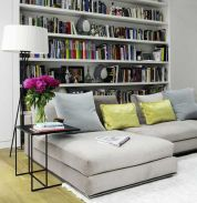 Inspiring Home Library Design and Decorations 10
