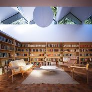 Inspiring Home Library Design and Decorations 11