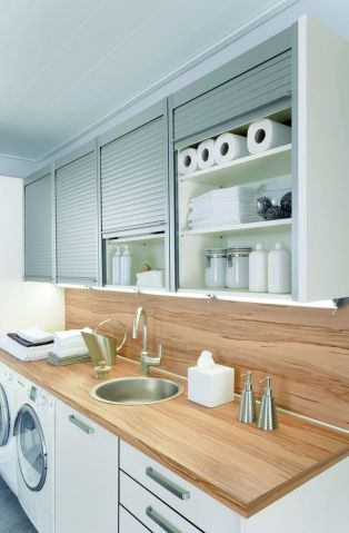 Inspiring Laundry Room Design Ideas 22