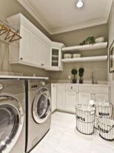 Inspiring Laundry Room Design Ideas 34