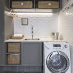 Inspiring Laundry Room Design Ideas 36