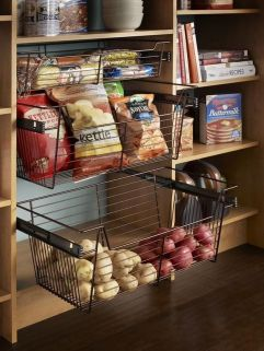 Brilliant Kitchen Rev A Shelf Ideas 40