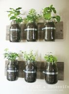 Simple DIY Vertical Garden Ideas 46