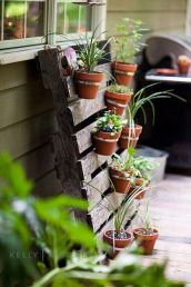 Simple DIY Vertical Garden Ideas 67