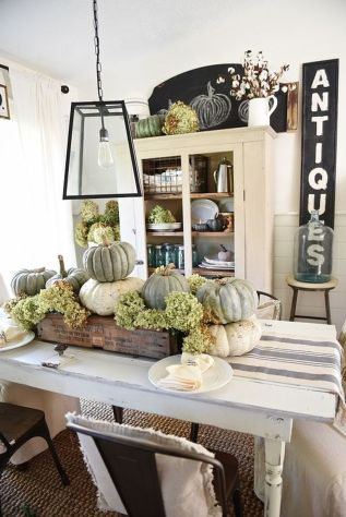 Trending Fall Home Decorating Ideas 120