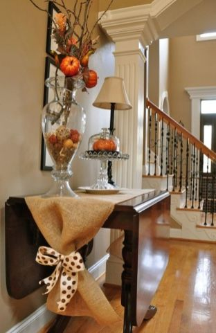 Trending Fall Home Decorating Ideas 26