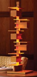 Amazing Wood Lamp Sculpture for Home Decoratios 52