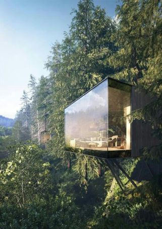 Cliff House Architecture Design and Concept 27