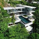 Cliff House Architecture Design and Concept 45