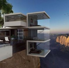 Cliff House Architecture Design and Concept 81
