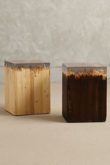 Awesome Resin Wood Table Project 19