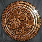 Awesome Resin Wood Table Project 42