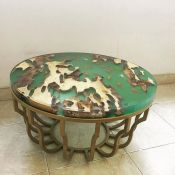 Awesome Resin Wood Table Project 49