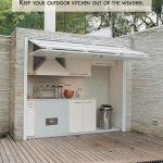 Awesome Yard and Outdoor Kitchen Design Ideas 27