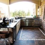 Awesome Yard and Outdoor Kitchen Design Ideas 46