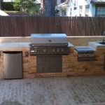 Awesome Yard and Outdoor Kitchen Design Ideas 48