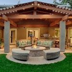 Awesome Yard and Outdoor Kitchen Design Ideas 6