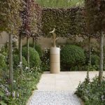 Fascinating Evergreen Pleached Trees for Outdoor Landscaping 45