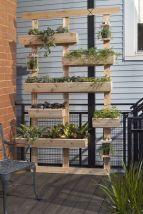 Inspiring Vertical Garden Ideas for Small Space 26