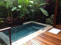 Awesome Small Pool Design for Home Backyard 17