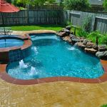 Awesome Small Pool Design for Home Backyard 23