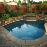 Awesome Small Pool Design for Home Backyard 43
