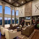 Awesome Tall Curtains Ideas for Living Room 28