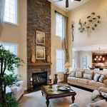Awesome Tall Curtains Ideas for Living Room 29