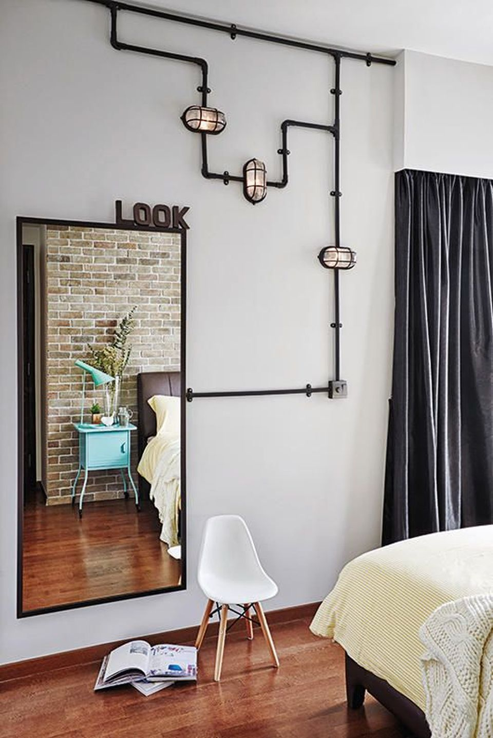 Urban Home Interior Decor Ideas 86 - Hoommy.com