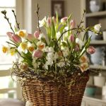 100 Beauty Spring Flowers Arrangements Centerpieces Ideas 40