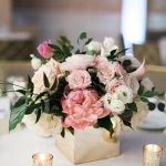 100 Beauty Spring Flowers Arrangements Centerpieces Ideas 45