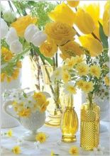 100 Beauty Spring Flowers Arrangements Centerpieces Ideas 86