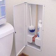 70 Brilliant Ideas for Small Bathroom Hacks and Organization 24
