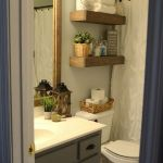 70 Brilliant Ideas for Small Bathroom Hacks and Organization 47