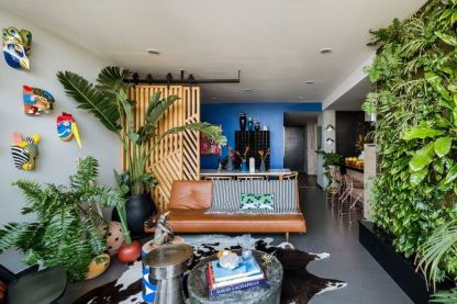 Amazing Indoor Jungle Decorations Tips and Ideas 66
