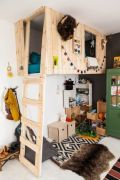 Awesome Cool Loft Bed Design Ideas and Inspirations 69
